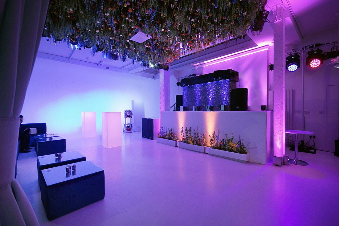 Light Motif Event Production and Design