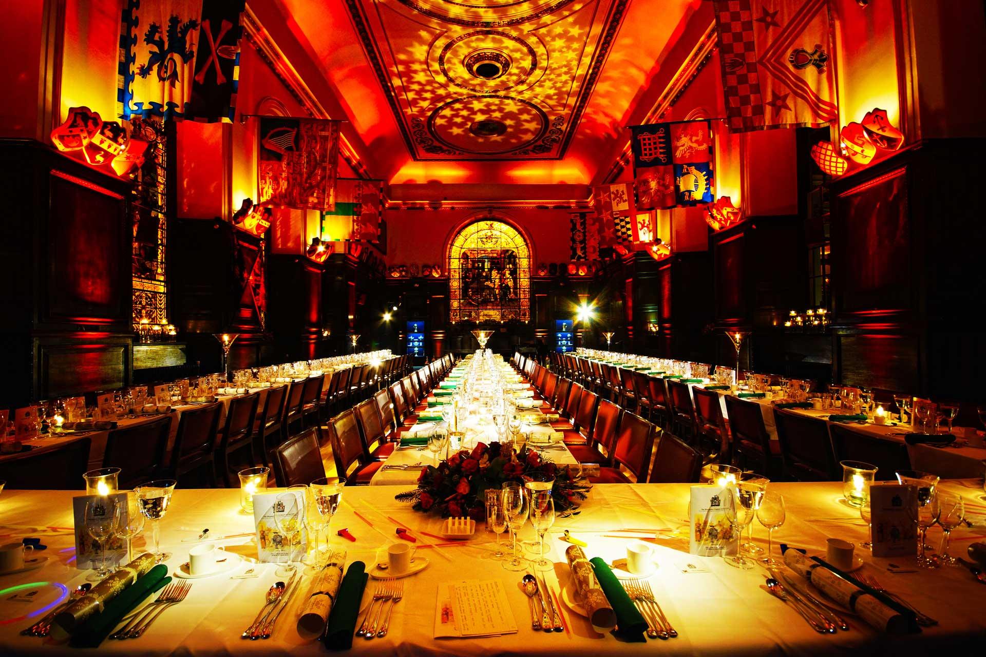 Stationers Hall Dinner